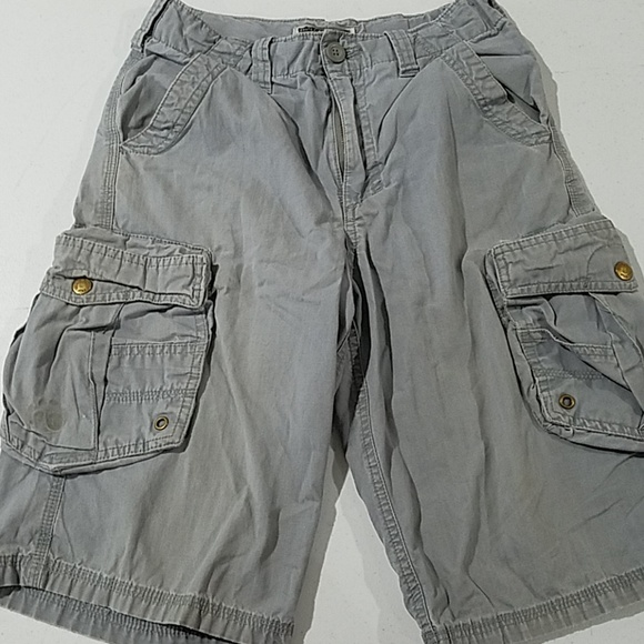 Route 66 Other - Route 66 Boys 12 gray cargo shorts